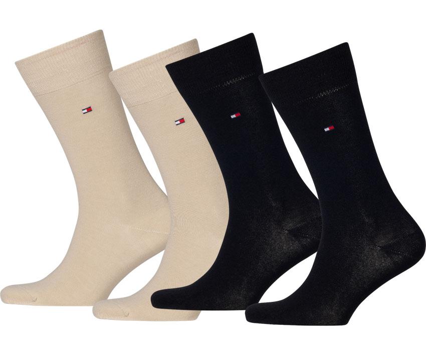 8-Paar-Tommy-Hilfiger-Herren-Socken-Classic-39-42-43-46-47-49
