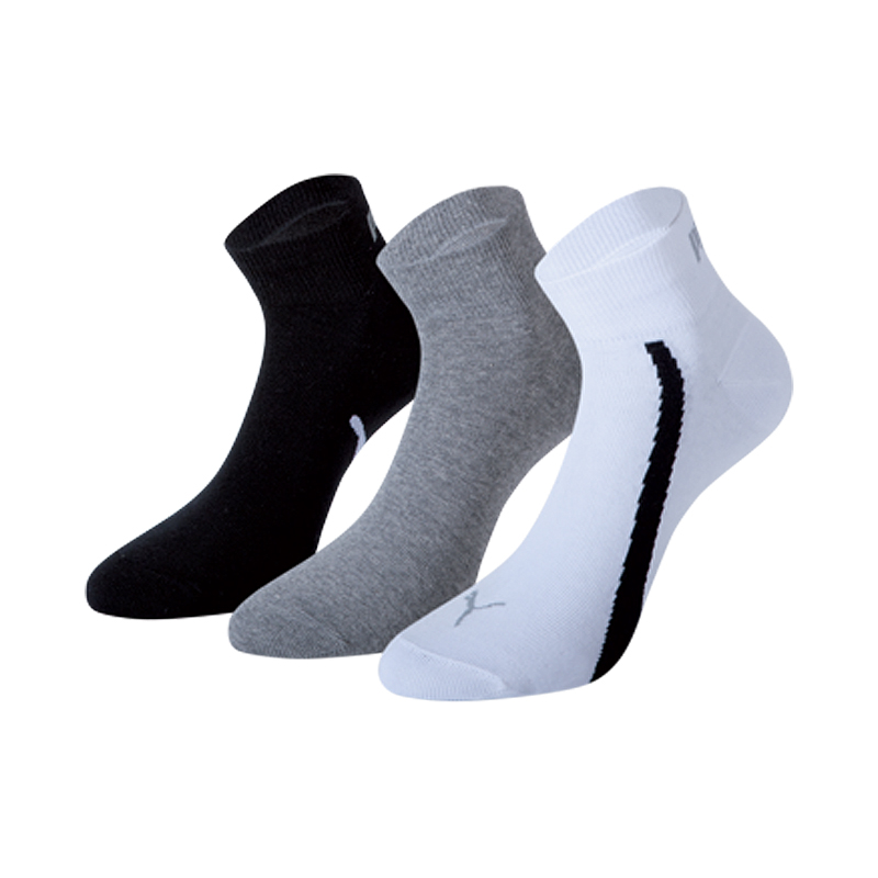 6 paar puma sneaker socken quarter f sslinge ebay. Black Bedroom Furniture Sets. Home Design Ideas