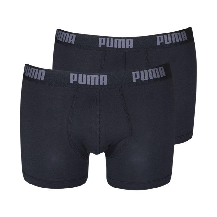 6er-Pack-Puma-Herren-Boxershorts-Unterwaesche-Groesse-L-6-schwarz