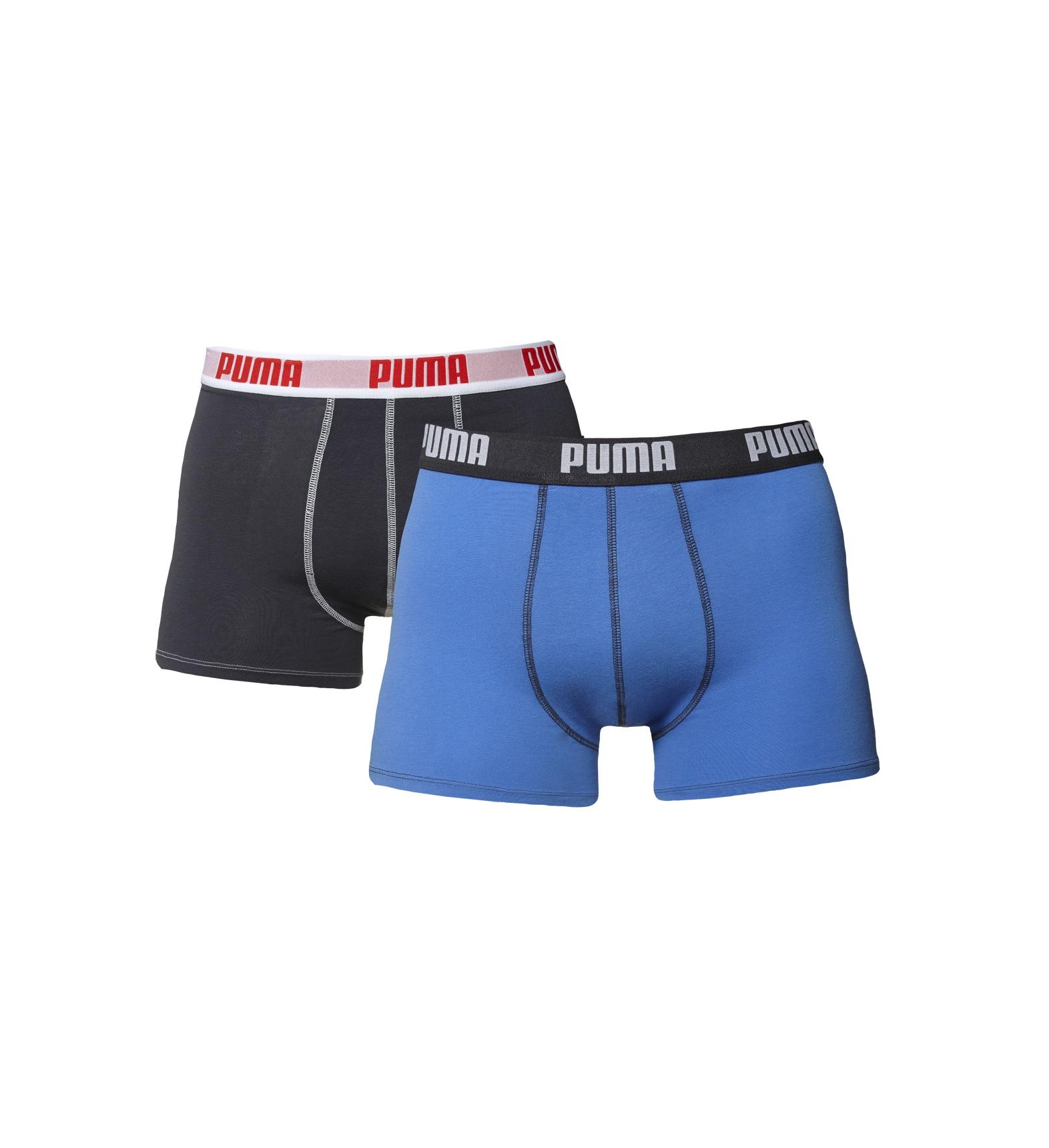 PUMA-Basic-Boxer-Short-Boxershort-Boxershorts-Unterhose-Herren-2-4-6-8er-Pack