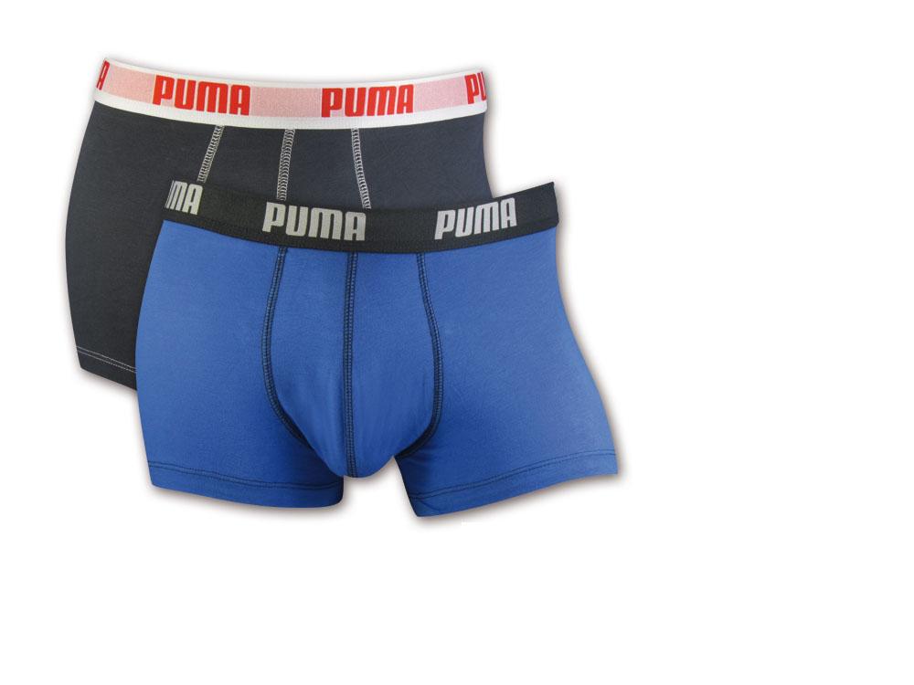 Puma-2er-Pack-Herren-Boxershorts-kurzes-Bein-Unterwaesche-S-M-L-XL