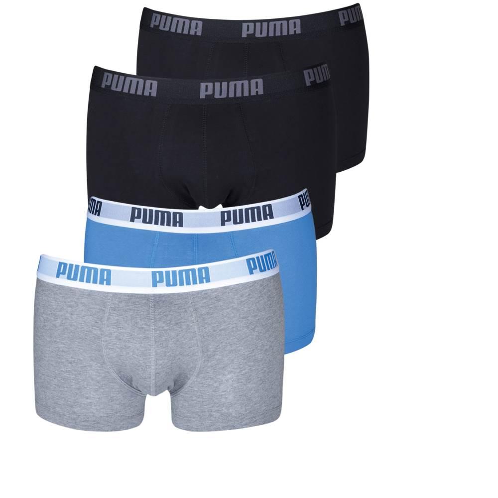 Puma-Herren-Boxershorts-im-2-x-2er-Pack-kurze-Ausfuehrung-Unterwaesche-S-M-L-XL