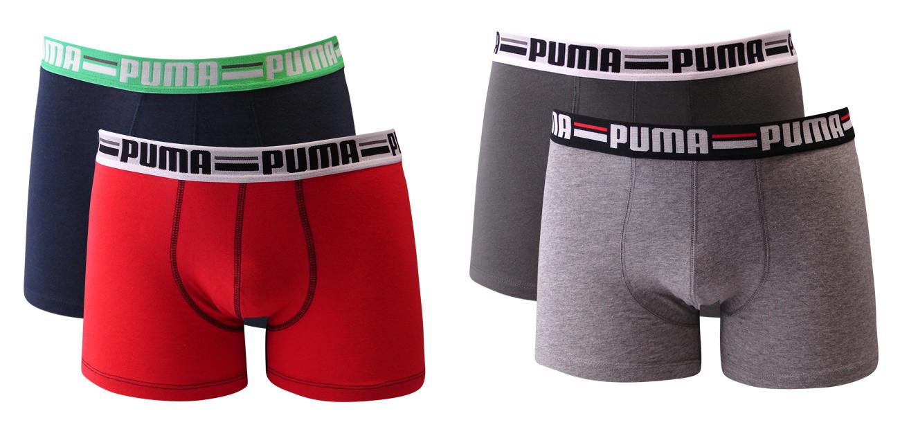 4er-Pack-Puma-Herren-Boxershorts-Modell-Brand-Unterhosen-S-M-L-XL